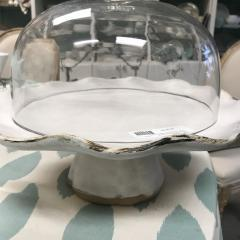 $150.00 Cake Stand Charming White