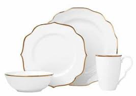 Lenox   Accent Contemp Luxe white $22.95