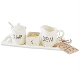 Sugar & Creamer Caddy collection with 1 products