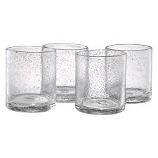 $8.50 DOF Iris Bubble Glass