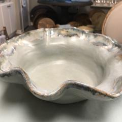 $163.00 Bowl Lg Fruit Peaceful Waters