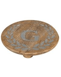 Trivet Wood/Metal G collection with 1 products
