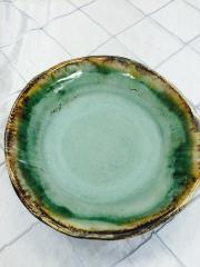 $33.00 Gumbo Bowl Blue