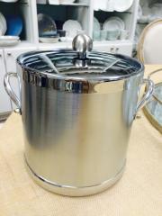 $75.00 Ice Bucket - Platinum
