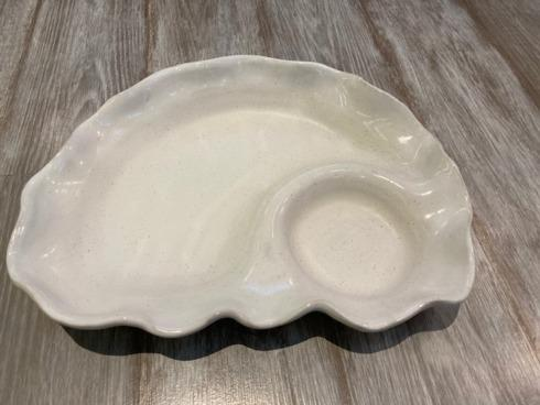 $110.00 Chip & Dip Wavy Simply White