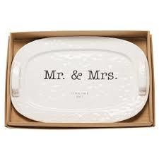 Mudpie   Platter Mr & Mrs 2018 $54.00