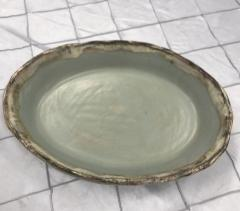 $70.50 Baking Dish Oval Peaceful Waters