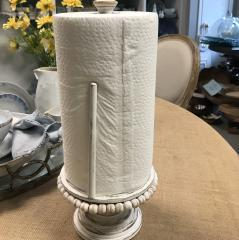Paper Towel Holder Distressed White collection with 1 products