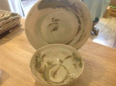 Good Earth Pottery  Celery Luncheon $46.00