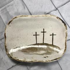 Etta B Pottery   Tray Sm Redeemed $31.00