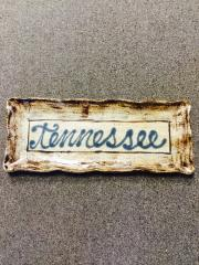 Platter Tennessee Birch collection with 1 products