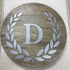 Trivet Wood/Metal D collection with 1 products