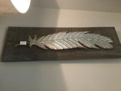 $38.50 Feather Art