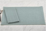 Split P   Placemat - Elements Aqua $7.00