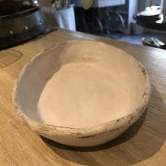 $70.50 Baking Dish Oval Charming White