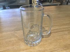Susquehanna Glass   Beer Mug Set of Four $60.00