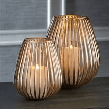 Luminary 12.5 inch Gold collection with 1 products