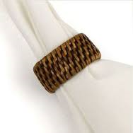 Napkin Ring Burma Rattan collection with 1 products