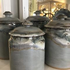 $484.00 Canisters Set of 4 Peaceful Waters