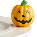 Nora Fleming  Attachments Carved Cutie (Jack o\' Lantern) $13.50