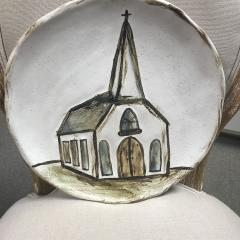 $141.00 Platter Church LG
