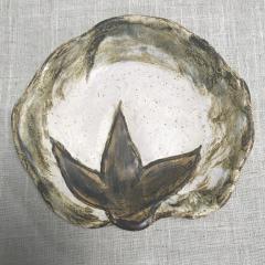 $37.50 Plate Cotton Boll