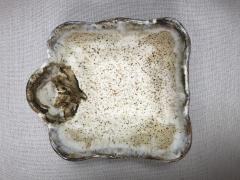 Etta B Pottery   Bowl Sq Cotton Birch $33.00