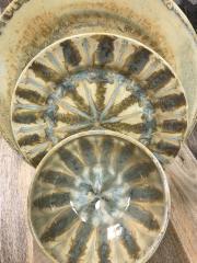 Good Earth Pottery  Nightingale Nesting Bowl Sm $40.00
