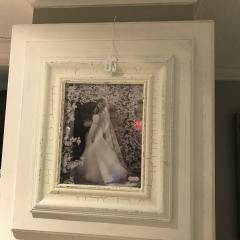 Frame Wall White 8 X 10 collection with 1 products