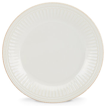 Lenox  French Perle Groove - White Dinner Plate $20.00
