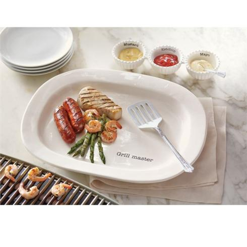 Mudpie   Grill Master Platter Set $60.00