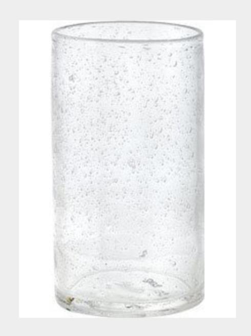 Trade Associates Group  Bubble Glass Bubble Glass Tumbler $12.00