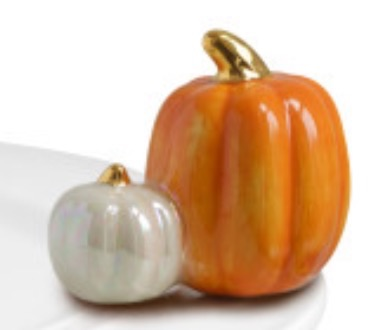 Nora Fleming  Attachments Pumpkins $13.50