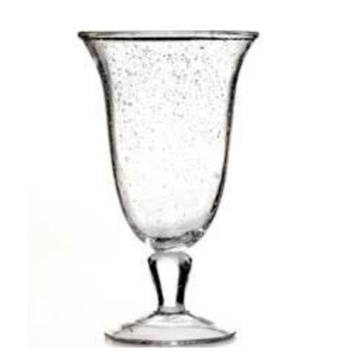 Artland   Iced Tea Iris Footed Clear $11.00