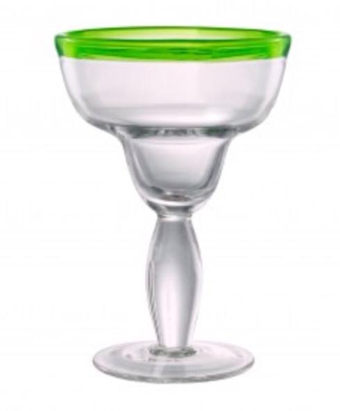 $11.50 Margarita Glass Lemon