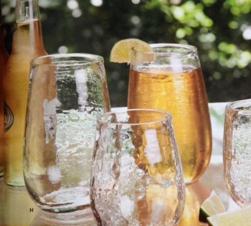 Napa Home & Garden   Hi-ball Glass - Portland $16.50