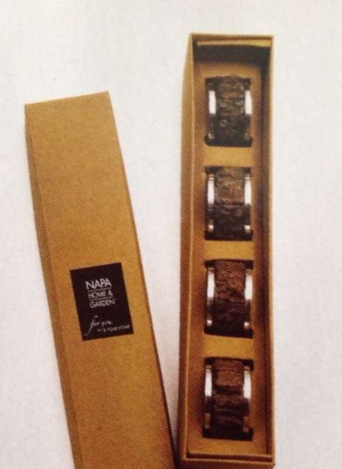 Napkin Rings - Log Cabin (set of 4) collection with 1 products