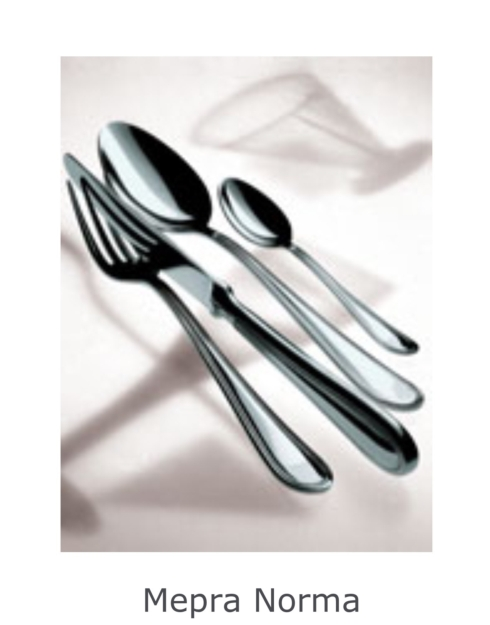 Norma Flatware collection with 1 products