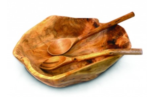 Enrico  Rootworks Rootworks Salad Bowl XL $125.00