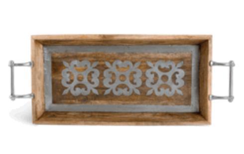 """$156.50 Tray Inlay - Rectangle 30"""""""