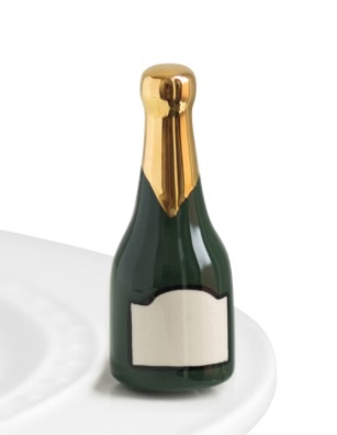Nora Fleming  Attachments Champagne Bottle $13.50