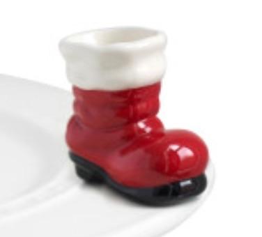Nora Fleming  Attachments Santa Boot $12.50
