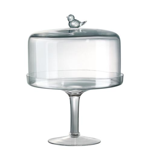 $53.00 Songbird Cake Pedestal with Dome
