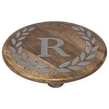 Trivet Wood/Metal R collection with 1 products
