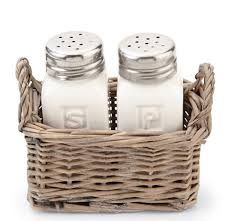 Salt & Pepper - Willow collection with 1 products