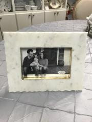 Frame Marble/Gold 4x6 collection with 1 products