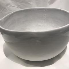 Etta B Pottery   Mixing Bowl Lg Simply White $106.00