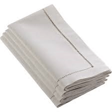 Napkin Hemstich Natural collection with 1 products