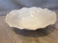 $72.00 Nesting Bowl Md St Simons White