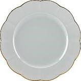 Lenox  Marchesa Shades Dinner Plate - Grey $26.00